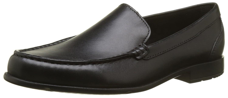 TALLA 44.5 EU. Rockport Classic Loafer Venetian Black II, Mocasines para Hombre