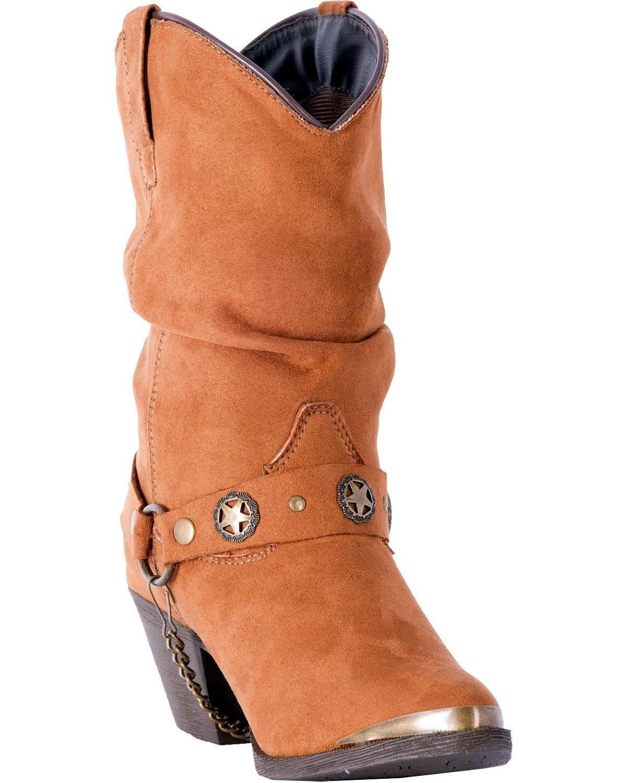 Dingo Women's Camilla Slouch Boot Pointed Toe - Di8920 B0777Q1P1L 8.5 B(M) US Rust Copper