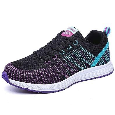 6f6316c610f91 SUSHAN Women Running Shoes Mesh Fashion Sneakers Women Sport Shoes  Breathable Walking Shoes