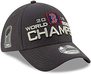 ba7e60d98ca6d New Era Boston Red Sox 39THIRTY 2018 World Series Champion Men s Locker  Room Hat