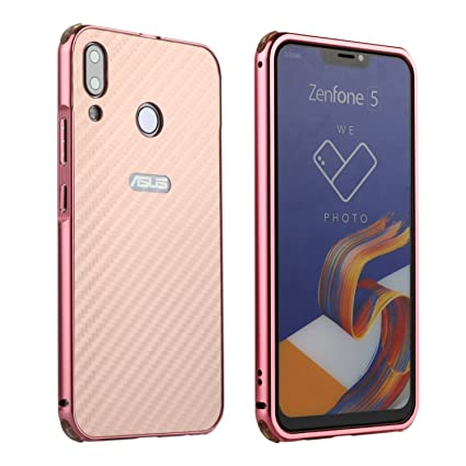 Amazon.com: ASUS ZenFone 5Z ZS620KL Case, HikerClub [Carbon ...