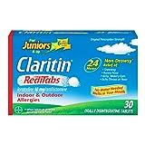 Junior's Claritin 24 Hour Non-Drowsy
