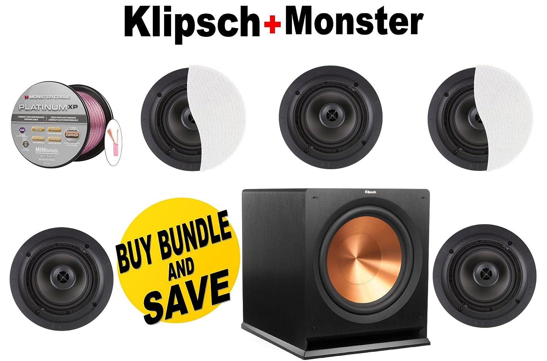 Amazon.com: Klipsch R-2650-C II 6.5