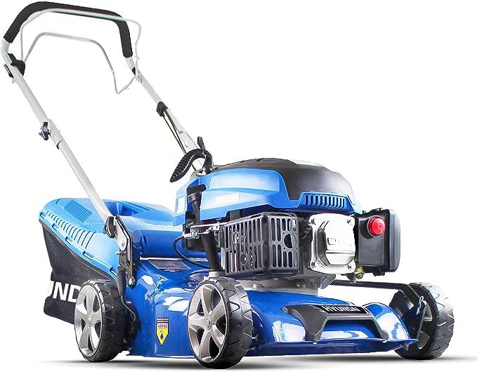 Hyundai HYM430SP 4-stroke Petrol Lawn Mower - Superior Quality