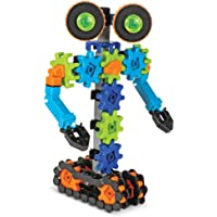 Learning Resources LER9228 Gears! Gears! Gears! Robotics in Motion Building Set (110 Piece)