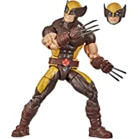 Marvel Legends Series X-Men, Figura de 15 cm, com acessórios - Wolverine - F0335 - Hasbro