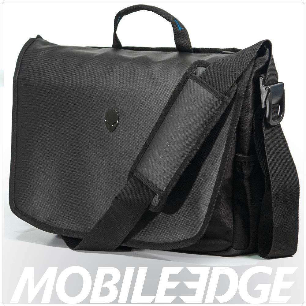 Mobile Edge Alienware Vindicator 2.0 Messenger(13.3/15.6/17.3インチ)対応 ノートPC キャリング バッグ ブラック AWV1317M2.0 18.50in. x 13.50in. x 3.70in.  B003QR5BNK