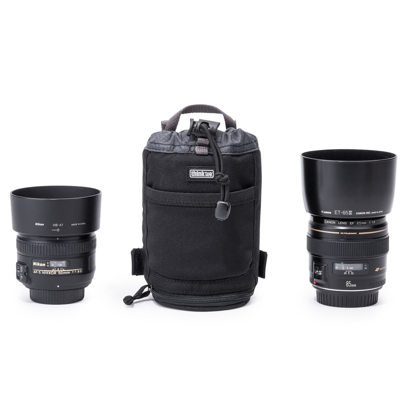 Think Tank Photo Lens Changer 15 V2.0 Lens Case (Black) by Think Tank