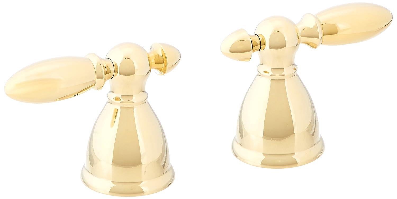Two Metal Lever Handle Kit Venetian Bronze Delta Faucet H616RB Victorian