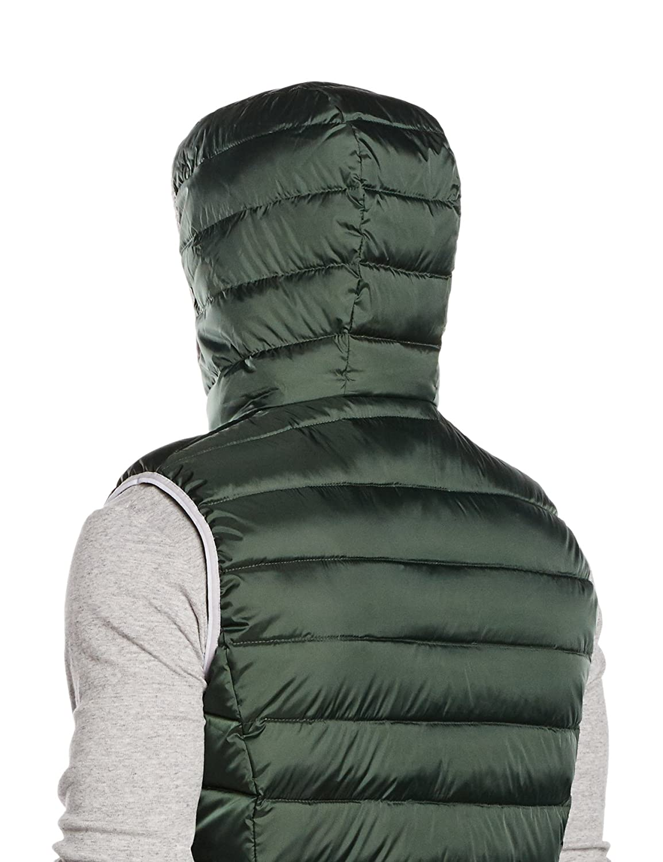 CMP Plumón  Chaleco para hombre, otoño/invierno, hombre, color color color Verde, tamaño XL 6e62a3