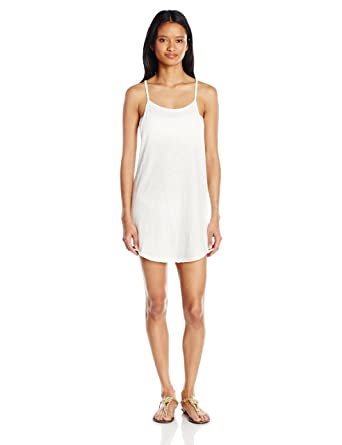 93b906a124 Billabong Women's Beachy Ways Tank Dress Cover Up at Amazon Women's Clothing  store: