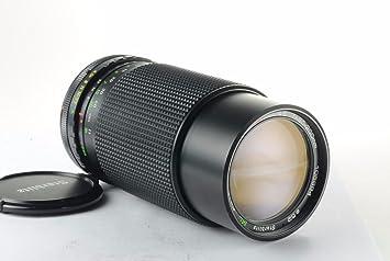 amazon com starblitz 80 200mm f 4 5 canon fd manual focus lens rh amazon com Canon EF 35Mm Lens Canon EF 50Mm Lens