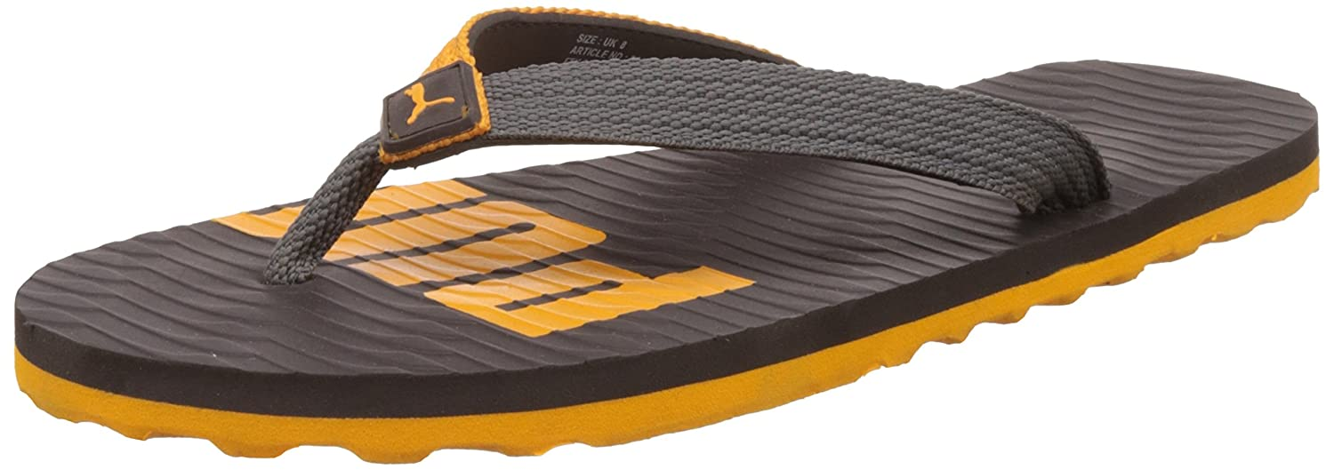 d0146f5a51f Puma Unisex Miami Valueline II DP Flip Flops Thong Sandals  Buy Online at  Low Prices in India - Amazon.in
