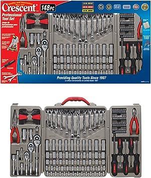 Crescent CTK148MP Set,mechanics Tools,148pc,pack
