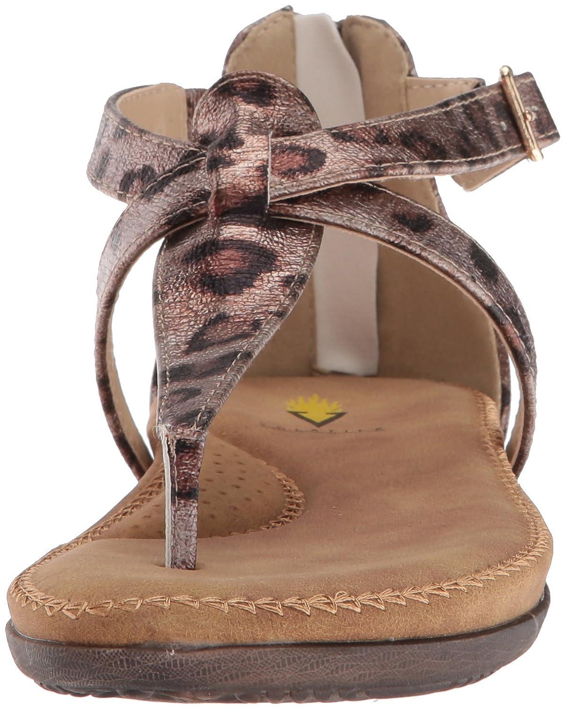 Volatile Women's Starlight Leopard Sandal 9 M US|Bronze Leopard Starlight B075LWTB77 33e92d