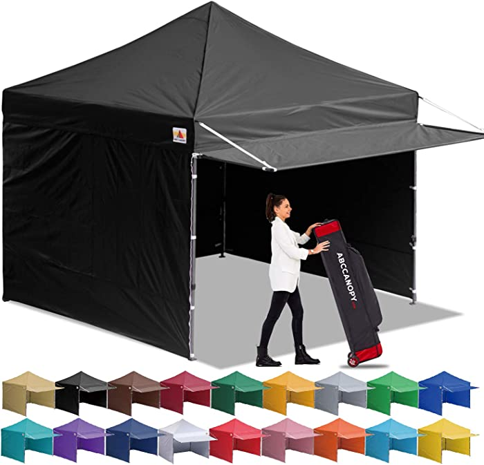 The Best Popup Food Booth Canopy