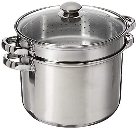 10. Quart Stainless Steel
