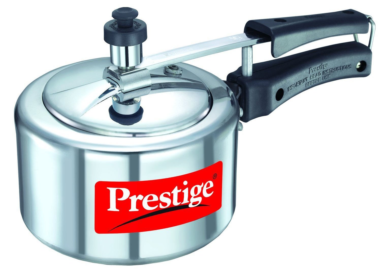 Prestige Nakshatra Aluminum Pressure Cooker (1.5 Liter)