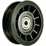 "Stens 280-858 Flat Idler, John Deere AM121970, Plastic, 0.3125"" ID, 3.125"" Width"