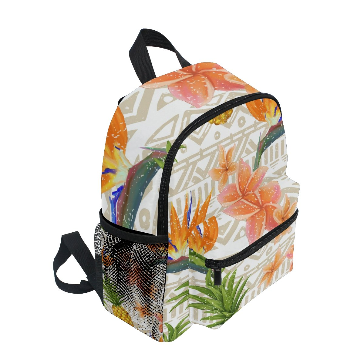 26ff143bc63a Amazon.com | GIOVANIOR Tropical Exotic Flowers And Pineapple Travel ...