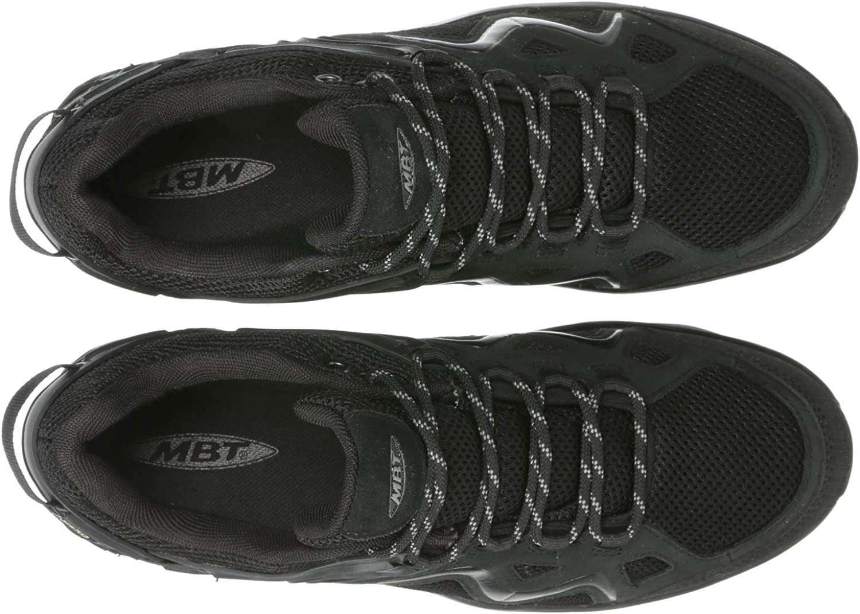 MBT Herren Hodari 18 GTX M Leichtathletik-Schuh, Schwarz Schwarz