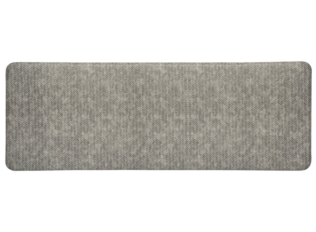Imprint Cumulus9 Dove Runner Kitchen Mat (26 x 72 x 5/8 in.) Imprint® Comfort Mats 6458