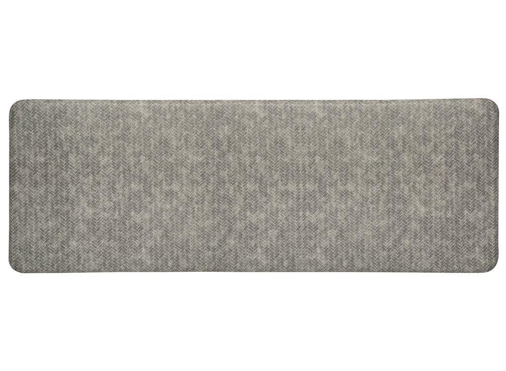 Imprint Cumulus9 Dove Runner Kitchen Mat (26 x 72 x 5/8 in.)