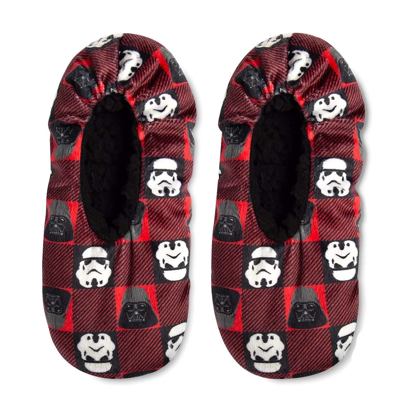 Fuzzy Babba Youth Slipper Socks