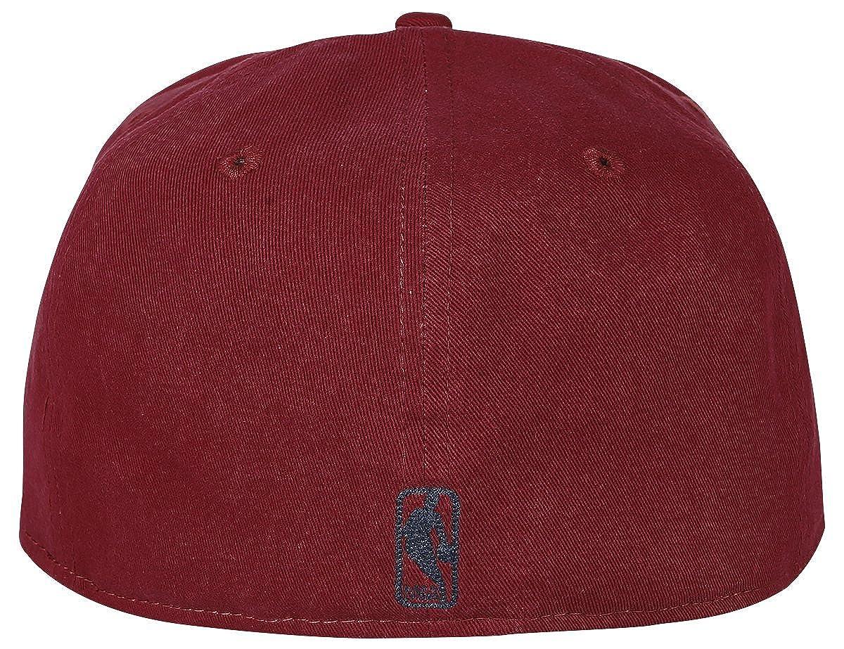08a716b24094f ... sweden new era nba chainstitch 59fifty cap cleveland cavaliers rot new  era cap company ltd.