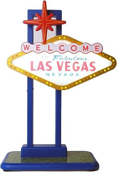 John N. Hansen Light-Up Las Vegas Sign