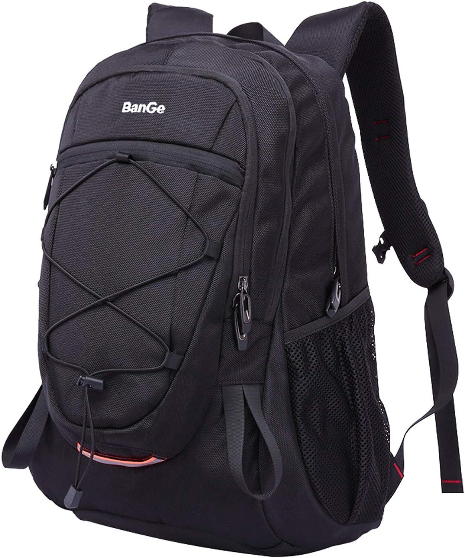 Zeewoo Mochila de senderismo de 40 l para deportes al aire libre, escuela, viajes, escalada, camping, gran capacidad, impermeable, para hombre y mujer