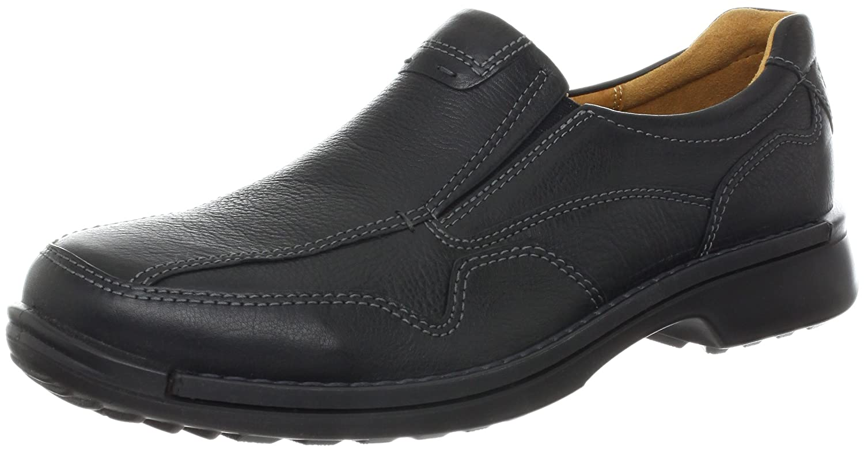 Superior Ecco Mens Slip On Black Black Hayes Slipon Shoes Color Fashion design
