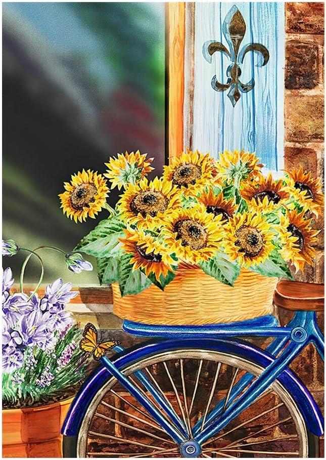 Genneric-ddded Klimt pintura al óleo – girasol en bicicleta rompecabezas para adultos mayores, 300/500/1000 piezas para niños juguete regalo ddded, madera, 1000pcs