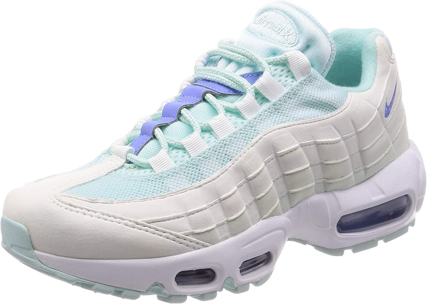 Nike Womens Air Max 95 Leather Padded