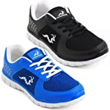 2 x Woodworm MXT Mens Running Shoes / Trainers