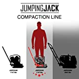 JUMPING JACK 5.5 HP Vibratory Plate Compactor