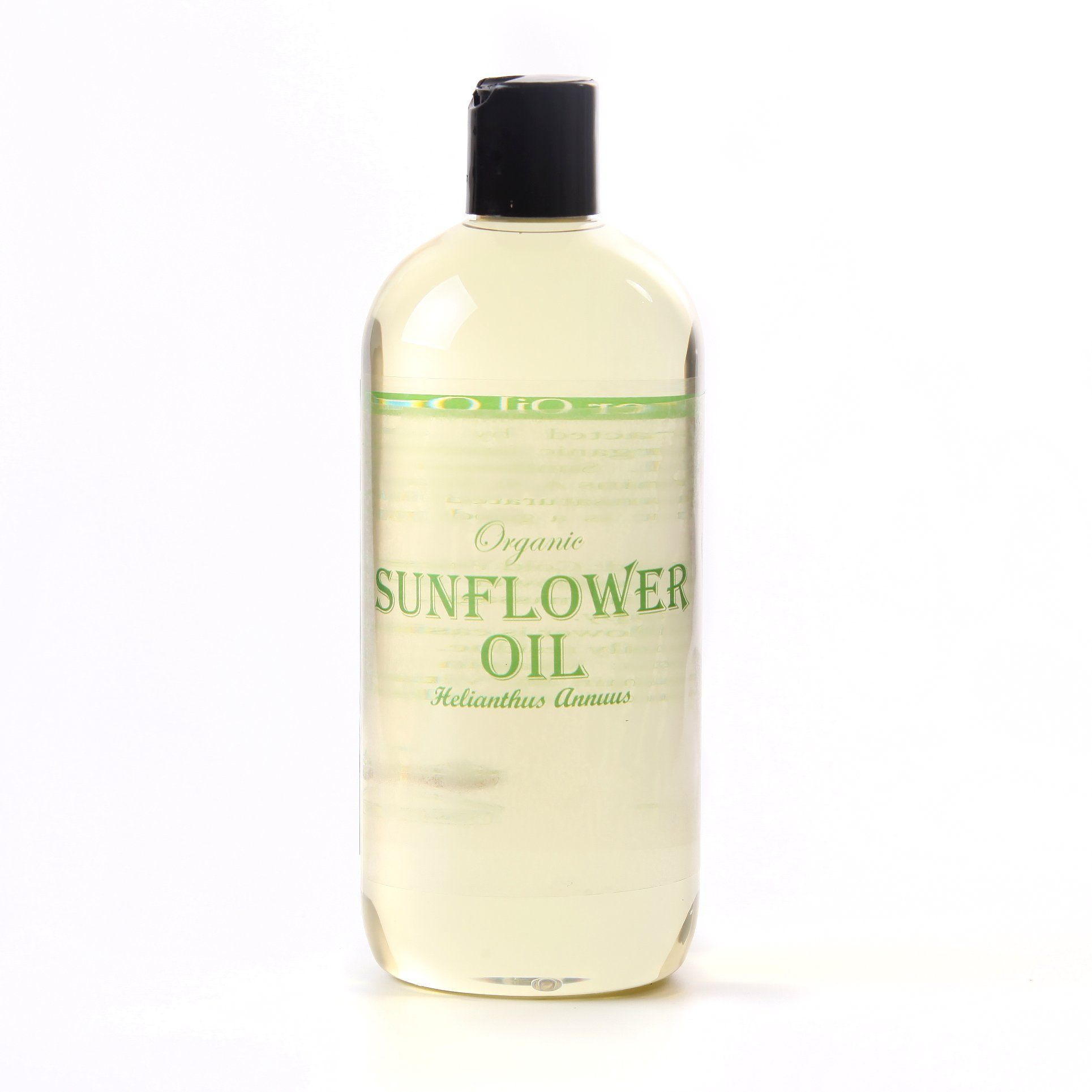 Mystic Moments Sunflower Organic Carrier Oil 100% Pure 500Ml
