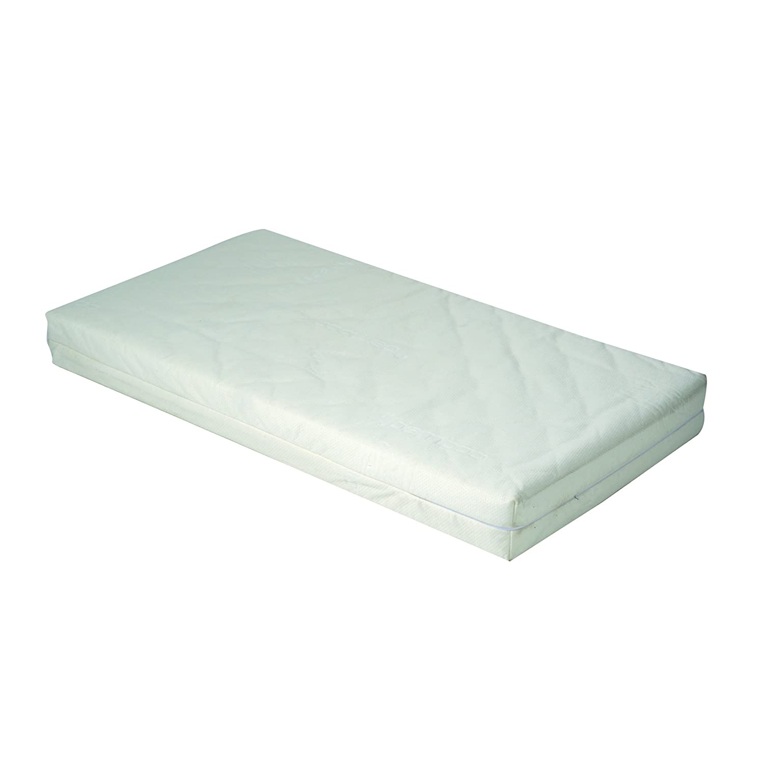 Candide Baby 2 Sided Seasonal Viscose from Bamboo Mattress, White 454350