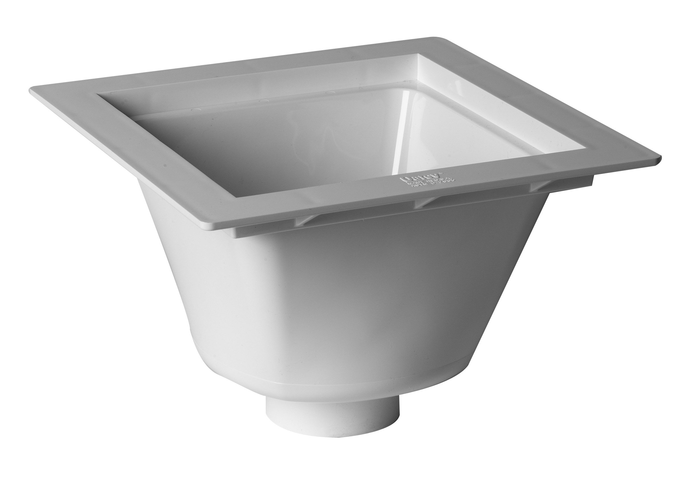 Oatey 42721 Floor-Mounted Utility Sink with 3-Inch Socket by Oatey