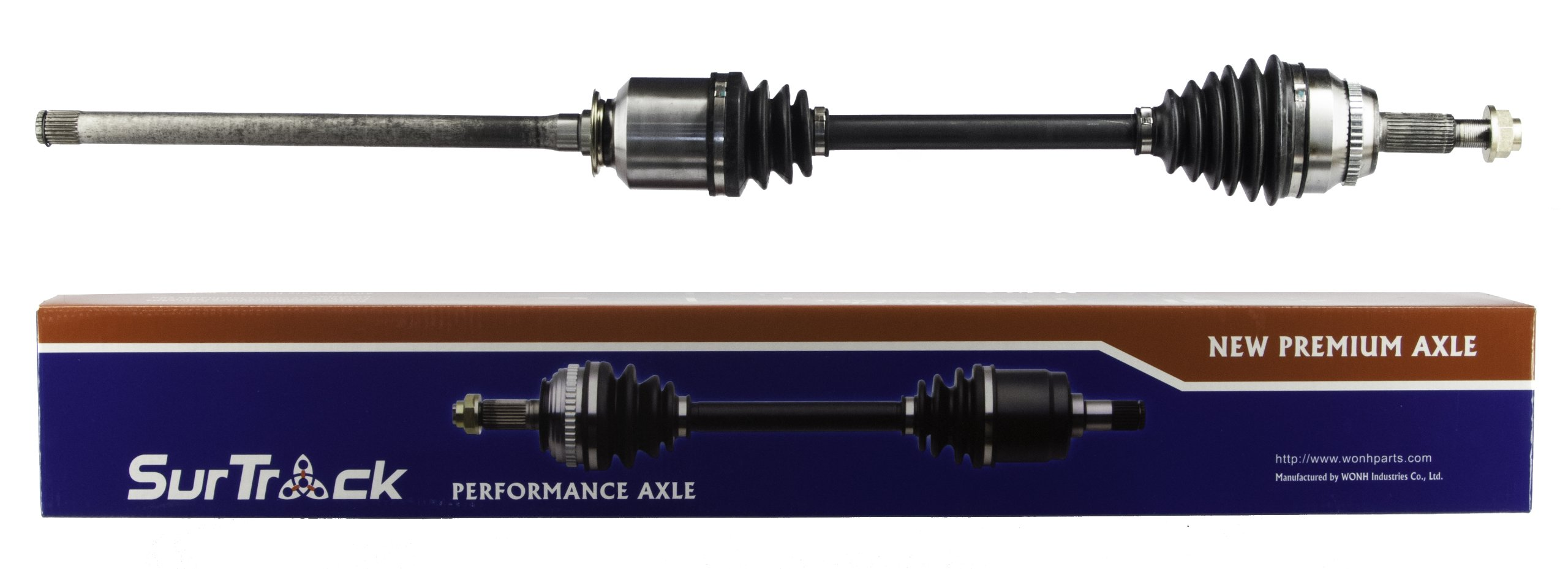 SurTrack TO-8172 CV Axle Shaft