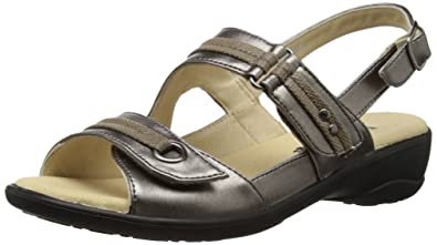 a73c61119ad6 Padders Womens Patience Slingback 780A18 Grey (Grey) 8 UK