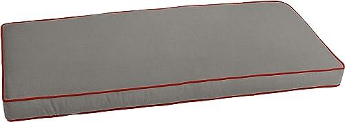 Deal of the week: Mozaic AMZCS113136 Indoor or Outdoor Sunbrella Bench Cushion