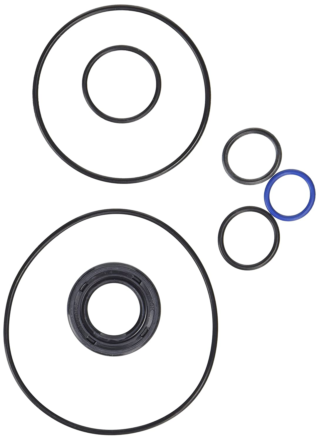 Gates 348810 Power Steering Pump Seal Kit