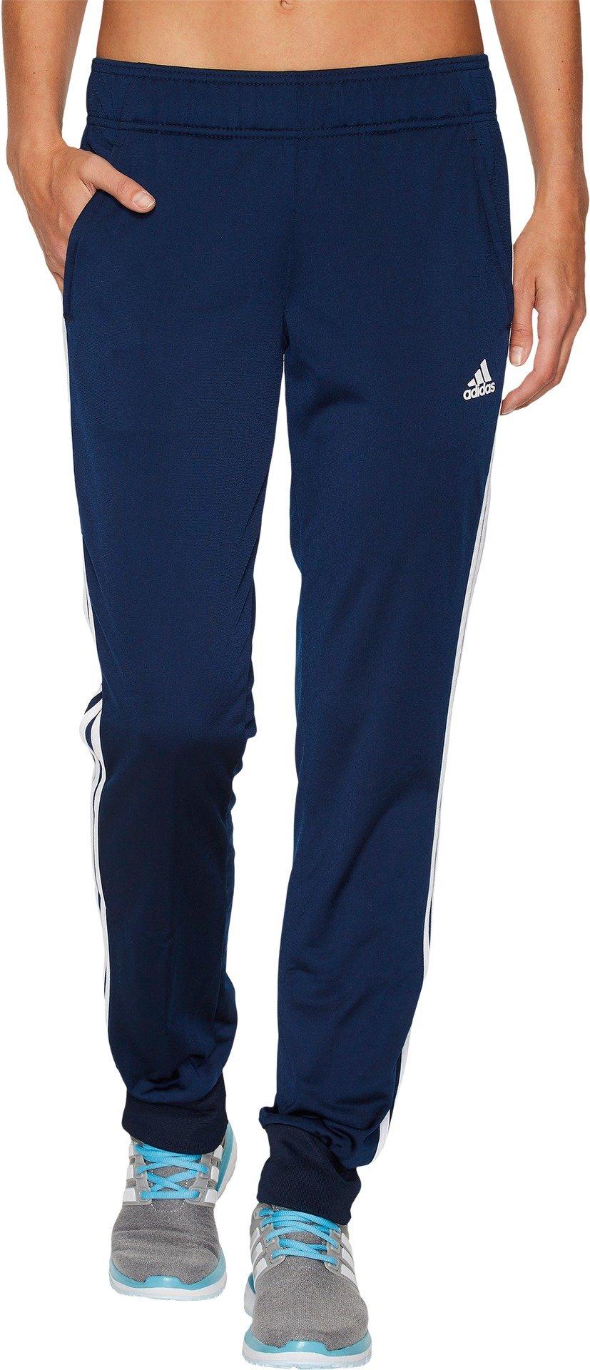 adidas Women's Designed 2 Move Cuff Pants, Collegiate Navy/White, Medium