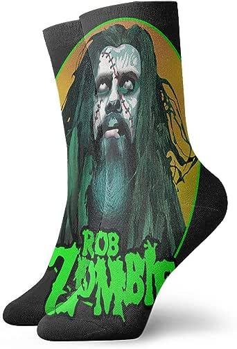 Amazon.com: Rob Zombie Past Present & Future Socks Unisex