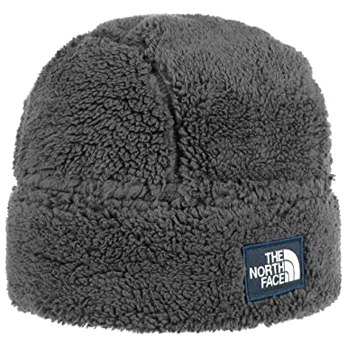 9cf6494a1 The North Face Campshire Beanie Weathered Black OS: Amazon.co.uk ...