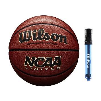 Wilson NCAA Limited Composite - Balón de baloncesto (piel ...