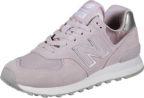 New Balance WL 574 LCS Light Cashmere: : Chaussures