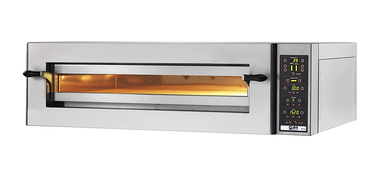 GAM Gastro Pizzaofen King4 für 4 Pizzen 118 cm breit 230 Volt ***NEU***