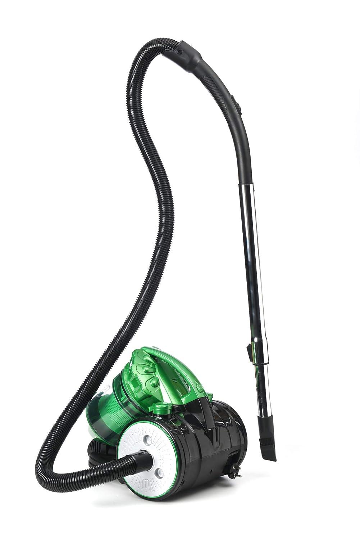 Filtros HEPA Aspirador Sin Bolsa Multi Cicl/ónico 2 en 1 con Soplador Silencioso Singer VC3800 Eco Double M/áxima potencia de succi/ón Trineo